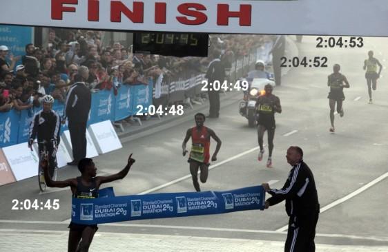 ドバイマラソン2