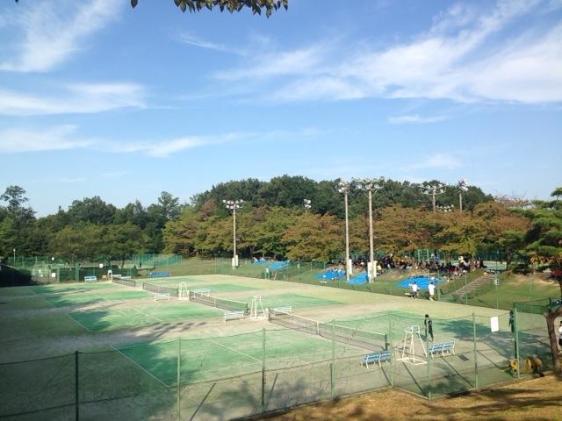 テニス会場