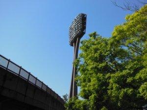 県立野球場