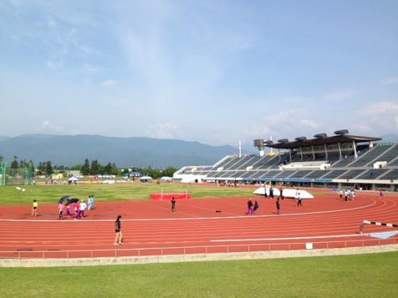 松本競技場
