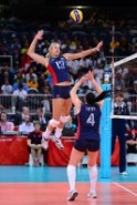 Olympics: Volleyball-Women's Gold Medal-BRA vs USA