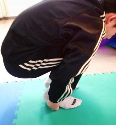 足の機能EXE