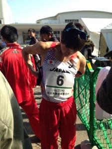 鈴木雄介レース前