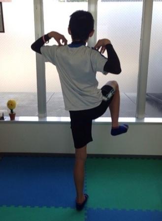 成長期のトレーニング